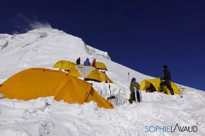 La Franco-Suisse Sophie Lavaud positive au covid-19 abandonne son expédition