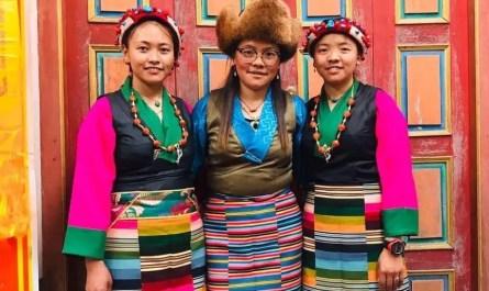 trois sœurs Everest