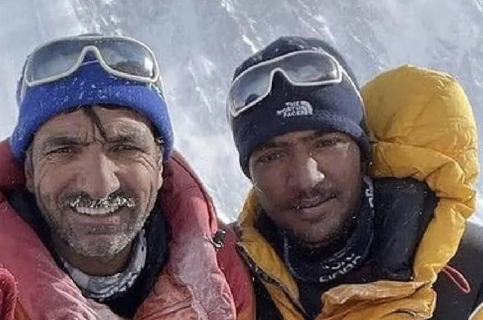 Il se lance dans l'ascension du K2 pour retrouver la trace de son père