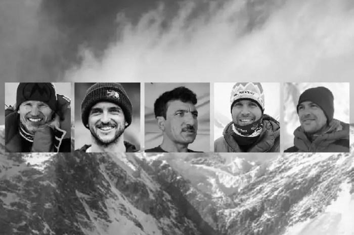 Sur l'Everest, il rend hommage aux 5 alpinistes morts au K2 cet hiver !