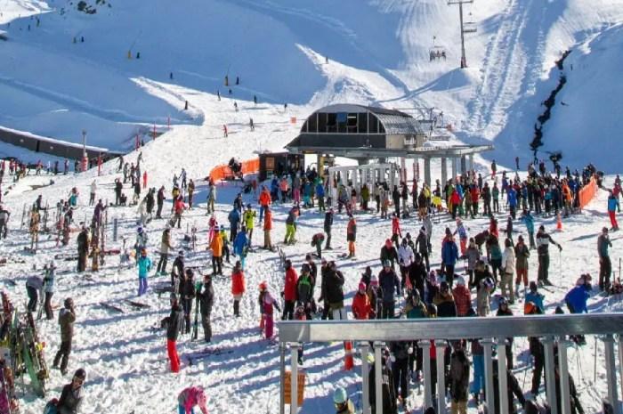 La saison de ski a démarré en Nouvelle-Zélande, sans covid !