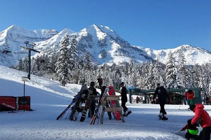 Malgré le covid, une saison record pour les stations de ski américaines !