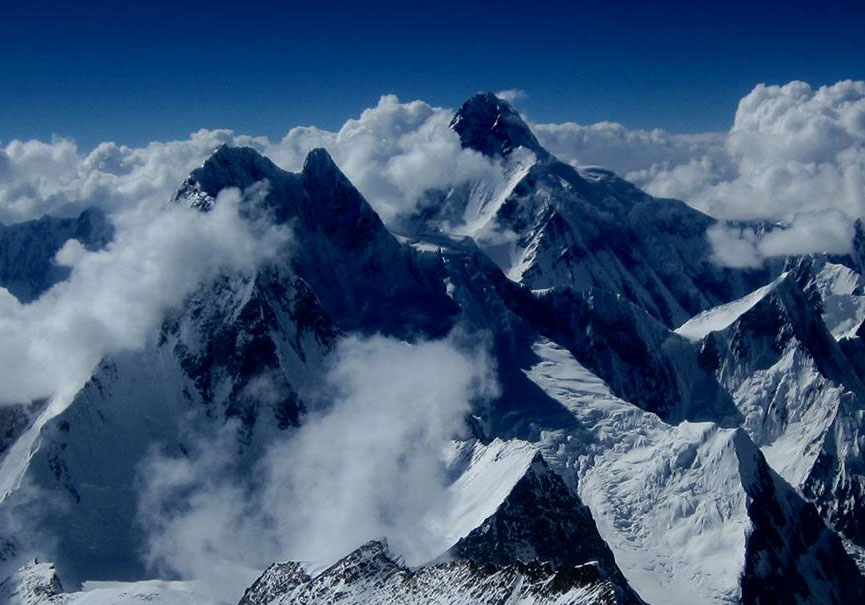 Gasherbrum II Christine Janin