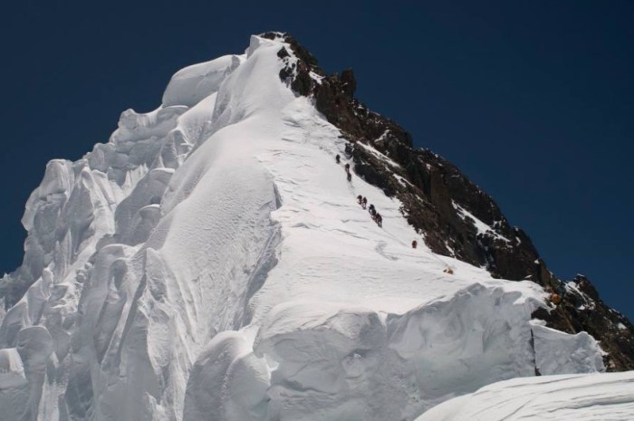 L'égoïsme « pathétique » des touristes de l'Himalaya et les sommets « à tout prix » !
