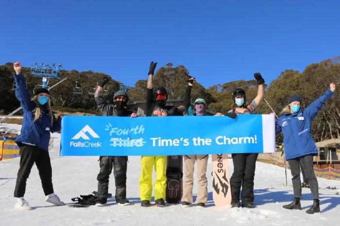 Hiver chaotique en Australie : les pistes de ski rouvrent pour la 4ème fois !