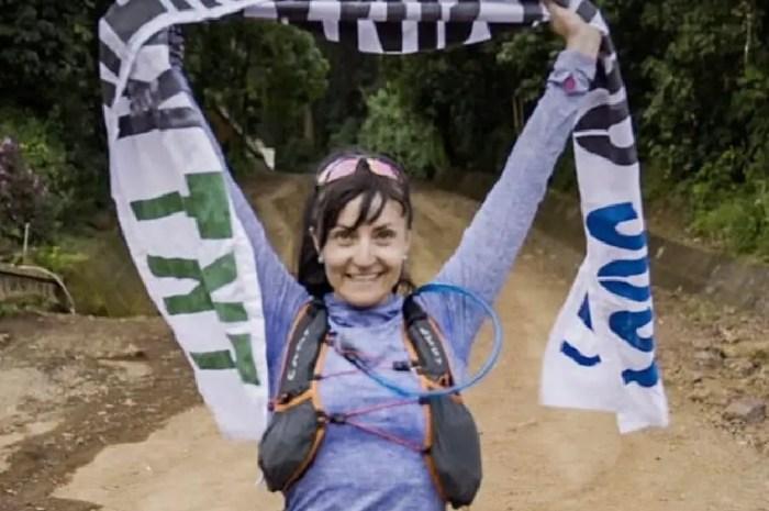 Vanessa Morales décroche un record de vitesse sur le Kilimandjaro !
