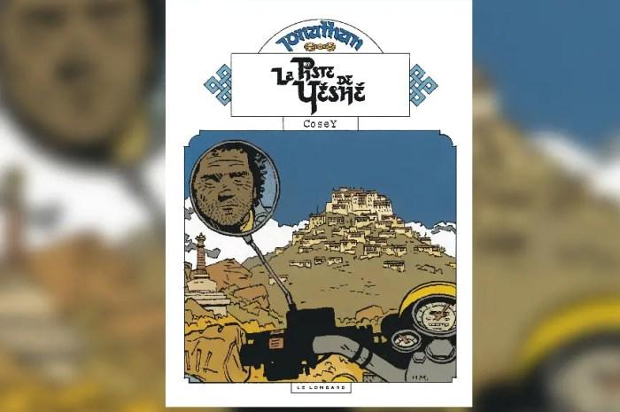 46 ans plus tard, Jonathan revient au Tibet pour la dernière fois