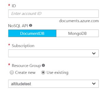 Azure resource provider not registered - Altitude365