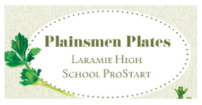 Plainsmen Plates Fundraising dinner
