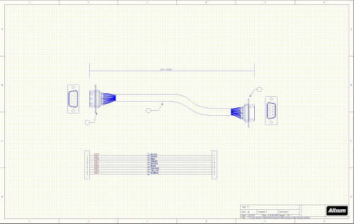 small resolution of figure 5 finalized layout of cable drawing