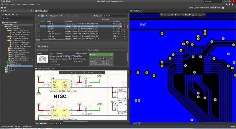 Circuit Schematics Software