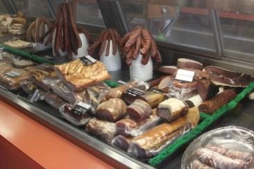 Salami's and More.