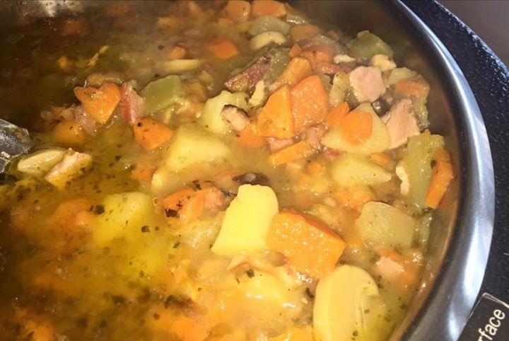Potato Carrot Soup
