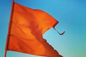 rss flag