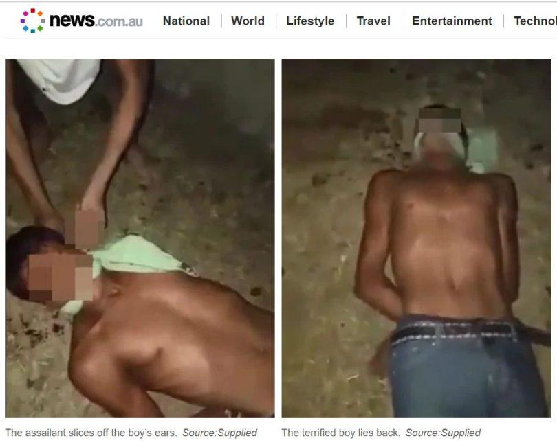 2021 05 08 12 09 22 Venezuela drug execution Video shows cartel cruelty