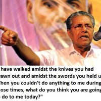 Braving Sangh threats, Kerala CM launches a scorching attack on RSS in Mangalore communal harmony meet
