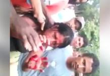 Guatemalan mob lynching Andhra Pradesh hindu marwadi woman burnt