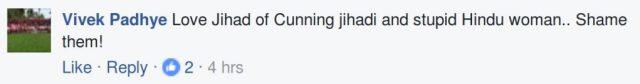 Love Jihad of cunning Jihadi and stupid Hindu woman shame them