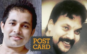 vivek-shetty-mahesh-vikram-hegde-post-card