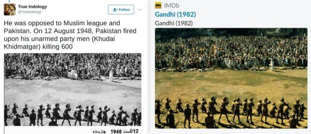 TrueIndology Badhsha Khan Jallianwala Bagh massacre