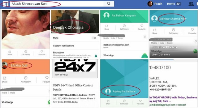 Ashok Soni Facebook TImeline