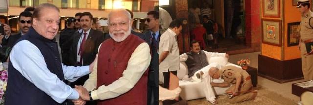 actual images modi-rajnath fake