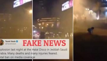 Did BBC, Al Jazeera, Reuters fabricate reports of unrest in