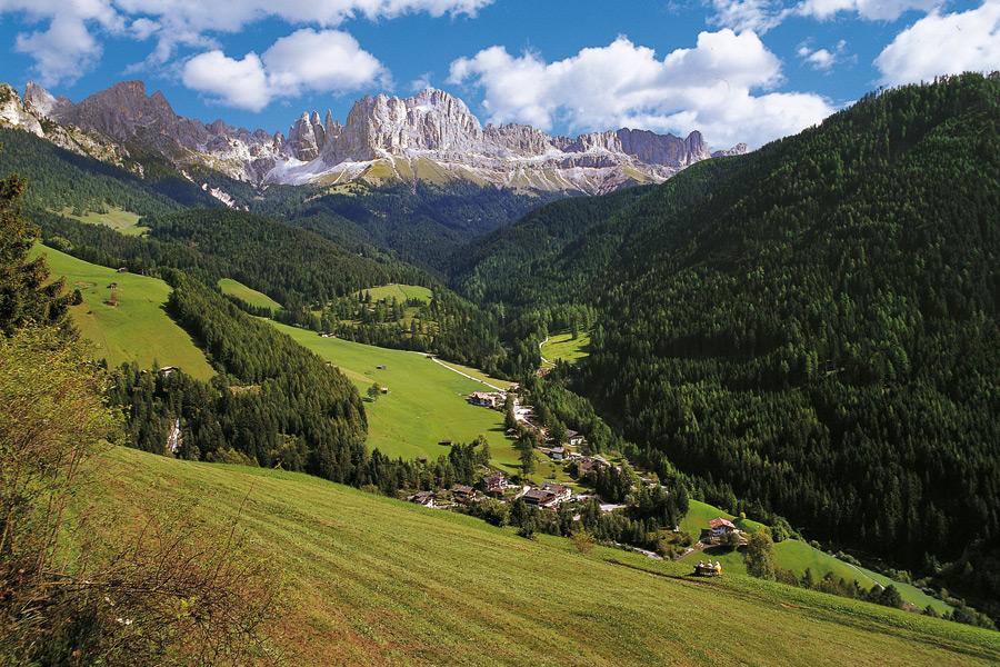 Tires al Catinaccio  Dolomiti  Alto Adige