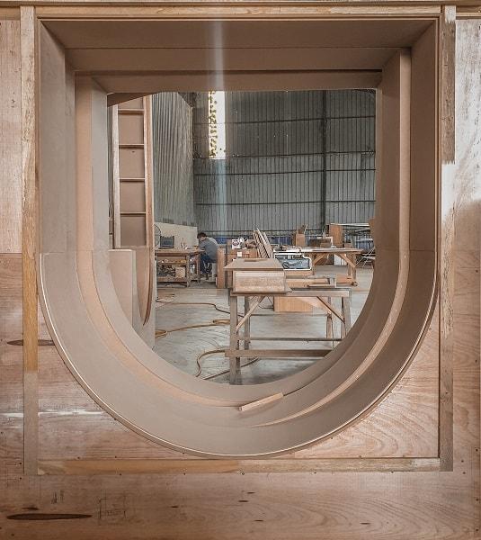 borneo carpentry factory