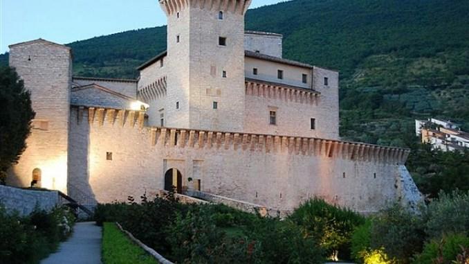 Il Comune di Gualdo Tadino illuminerà di blu la Rocca Flea
