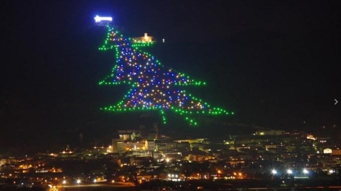 Società Land, un Natale da record di visitatori a Gubbio