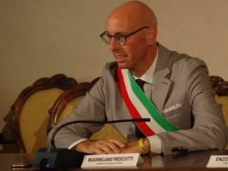 Gualdo Tadino: Amministrazione Comunale conferenza stampa fine anno