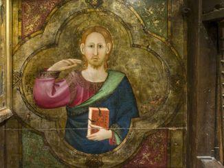 Pitture, sculture, miniature e documenti per Gubbio al tempo di Giotto e il Medioevo