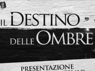 """Festival del Medioevo il libro """"Il destino delle ombre"""" la presentazione a Gubbio"""