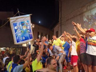 Palio dei Quartieri, vittoria per Borgo San Martino
