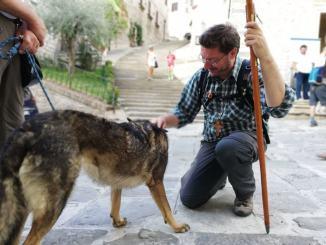 Sentiero 2019 Assisi-Gubbio pensando alle catastrofi ambientali e ai migranti