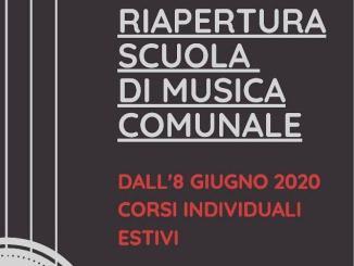 Riapre la Scuola Comunale di Musica di Gualdo Tadino