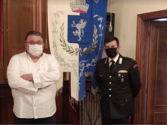 Maresciallo Guglielmo Iezzalascia Comando Stazione Carabinieri Sigillo