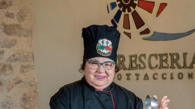 La cuoca eugubina, l'Umbria di Rosita Merli, a Cuochi d'Italia - All Stars