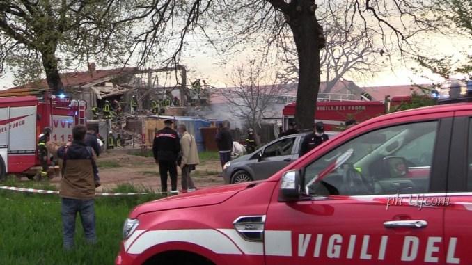 Esplosione Gubbio, grave il 17enne, proseguono le indagini sul pentano
