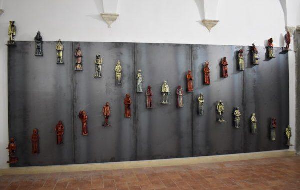 """Gubbio, a Palazzo Ducale la mostra """"RefleX- Figure per riflettere"""""""