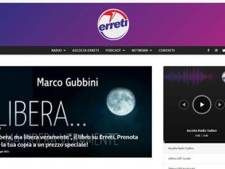 Libro sulla storia di Radio Tadino, l'emittente più longeva dell'Umbria