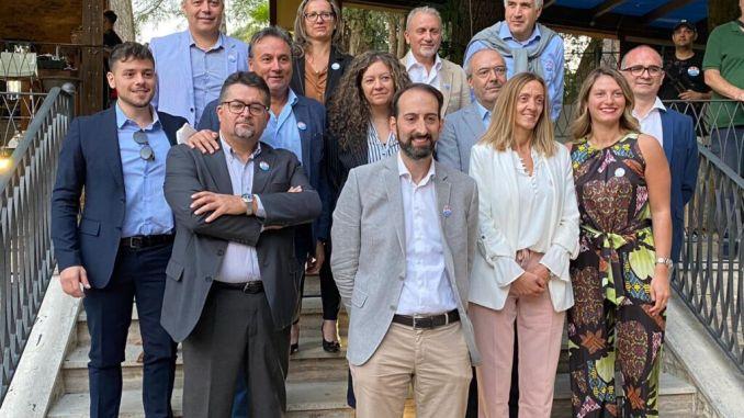 Futura Nocera, ecco i candidati. Si punta sullo sviluppo economico. Lunedì 13 visita alla ex Merloni del ministro Giorgetti