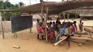 Escola em Cabinda