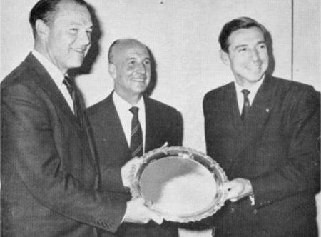 Mister Aitken, Sonny Levi, Comandante Patroni