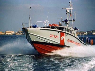 CP 227 Guardia Costiera disegno ing Renato Levi Cantiere Navaltecnica di Anzio