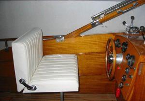 ruota timone posto di comando Speranzella-Fujiyama