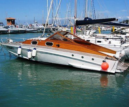 Barca Classica Zarcos GT