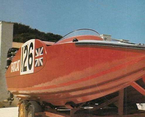 Catamarano Fat Cat Sonny Levi