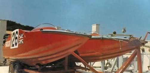 Catamarano Sonny Levi